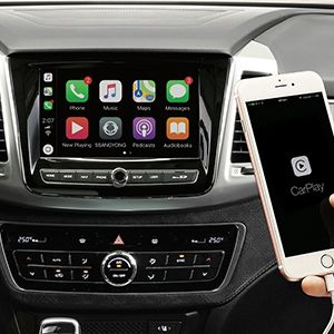Apple Carplay és Google Android Auto
